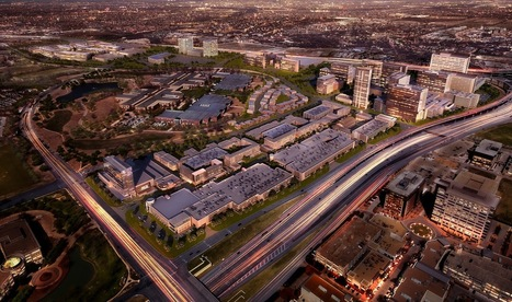 Sneak peek at how Plano's Legacy West will look in a few years | North Texas Commercial Real Estate | Scoop.it