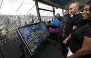 View from Space Needle goes high-tech - The Spokesman-Review   cool stuff from research   Scoop.it