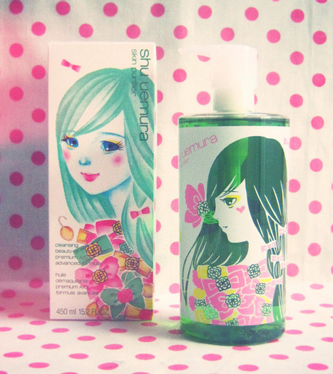 Je me démaquille arty avec Shu Uemura | Maquillage | Scoop.it