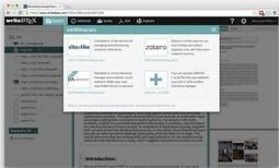Import des réferences bibliographiques de Mendeley dans WriteLaTeX | Observatoire des technologies de l'IST | Gestion-bibliographique-irstea | Scoop.it