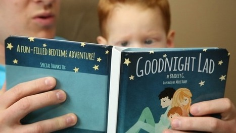 Goodnight Lad - Augmented Reality Children's Book | Augmented Reality for Advertisers | Scoop.it
