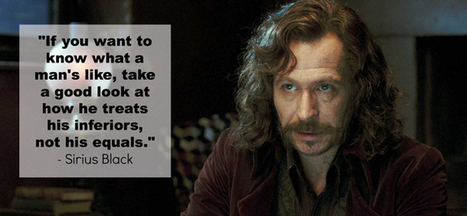 14 Profound Quotes From The Harry Potter Books   Librarians in the real world   Scoop.it