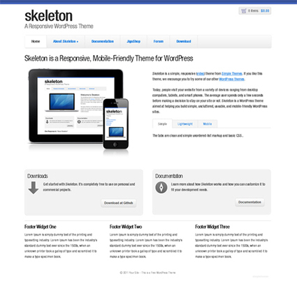 50 Best Responsive Web Design Toolbox | the web - ICT | Scoop.it