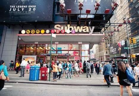 Metro New York: linee, mappa, card, prezzi e orari   Viaggi-USA. Resoconti dal Nuovo Mondo   Scoop.it