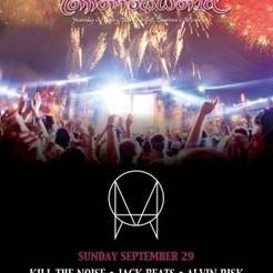 TomorrowWorld Announces OWSLA Stage - Your EDM | EDM | Scoop.it