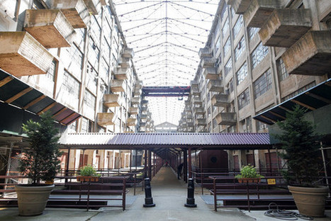 A facility for biotech firms has been created in the Brooklyn Army Terminal. All that is missing are tenants | Realms of Healthcare and Business | Scoop.it