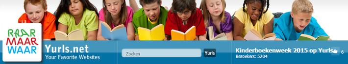 Edu-Curator: Gespot! Kinderboekenweek 2015 op Yurls - Wat verzamelden anderen..? | Educatief Internet - Gespot op 't Web | Scoop.it