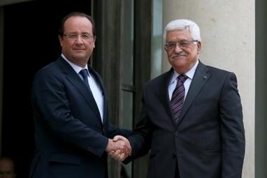 Déclaration conjointe du président de la République et de M. Mahmoud ABBAS, président de l'Autorité palestinienne   Actualité de la politique française   Scoop.it