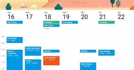 3 Handy Google Calendar Tips for Teachers ~ Educational Technology and Mobile Learning | TEFL & Ed Tech | Scoop.it