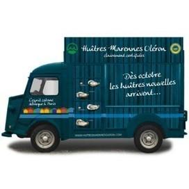 Le food truck à huîtres : dégustations gratuites | Food Truck et cuisine de rue | Scoop.it