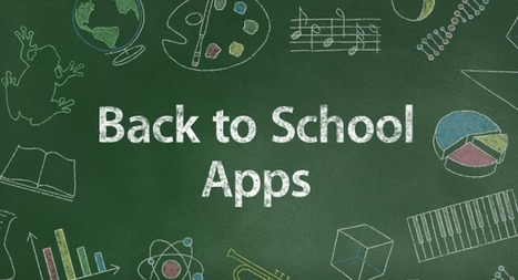 6 Must Have Back to School iPad Apps | Technology in Art And Education | Scoop.it