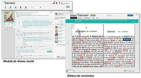 BnF - Plateforme CORRECT | Bibliothèques et web social | Scoop.it
