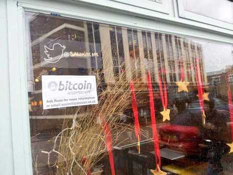 This small bakery in London will serve you coffee and cakes for Bitcoin | Bitcoin Examiner | FoodService | Scoop.it