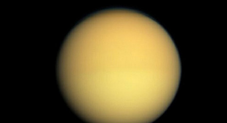 Cassini reveals 'Great Lakes' on Titan - The Space Reporter | World news | Scoop.it