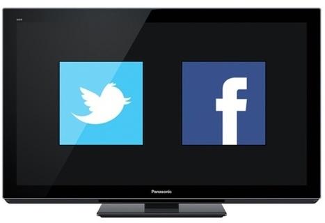 Les chaines françaises se rebiffent contre Twitter et Facebook | Seniors | Scoop.it