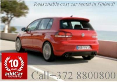 Low Cost Car Hire In Helsinki Airport With Top Services At Addcarrental | Shanu | Scoop.it