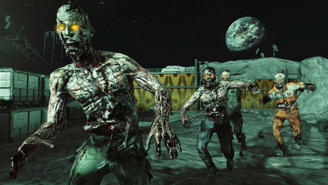 Astronomers Publish Study On Extraterrestrial Zombies | Zombie Mania | Scoop.it