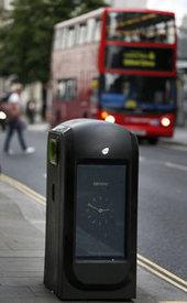 Londres tiene cubos de basura 'inteligentes' - El Nuevo Herald | Smart City | Scoop.it