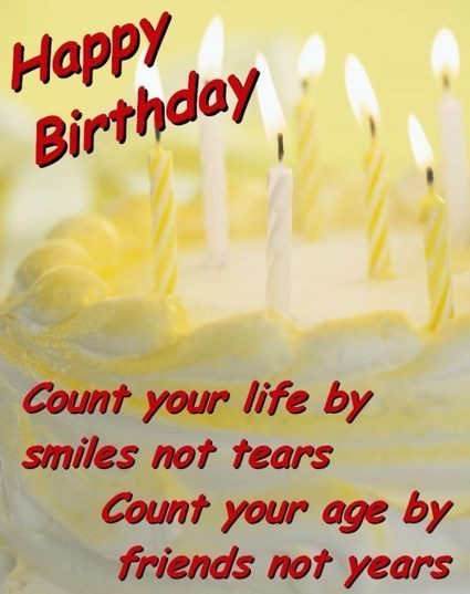 Top 30 Birthday Wishes For Friend | .Net Programming | Scoop.it