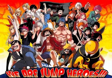 Finaliza la publicación de la revista Shonen Jump GIGA | Noticias Anime [es] | Scoop.it