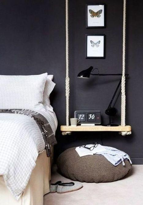 DIY : 1 balançoire, 5 possibilités ! | décoration & déco | Scoop.it