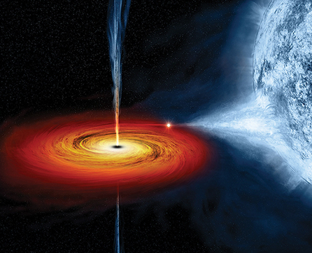 What Escapes A Black Hole? | Interesting Reading | Scoop.it