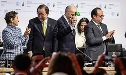 The millennials must keep up the pressure following the Paris climate deal | Sustainable imagination | Scoop.it