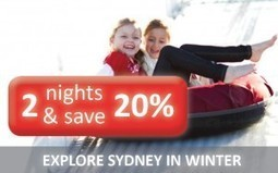 Sydney Winter Hotel Deal - ibis Sydney World Square | Oh The Places You'll Go | Scoop.it