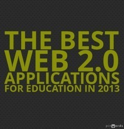 The Best Web 2.0 Applications For Education In 2013 - Larry Ferlazzo's | iGeneration - 21st Century Education | Scoop.it