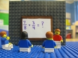 Using LEGO to Build Math Concepts | Scholastic.com | Professional Learning for Busy Educators | Scoop.it