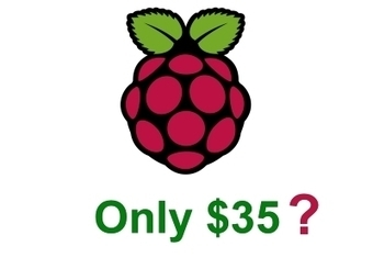 Raspberry Pi: How I spent almost $150 on a $35 computer - ZDNet | Raspberry Pi | Scoop.it