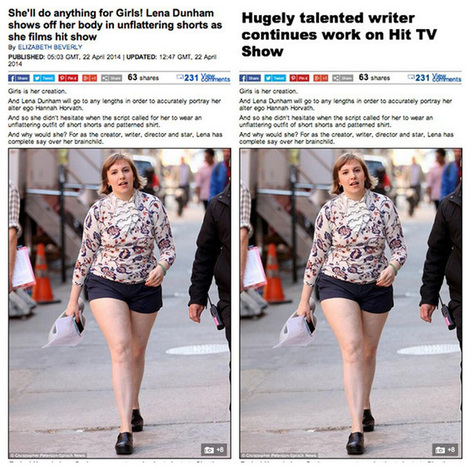 Tabloid headlines without the sexism | English | Scoop.it