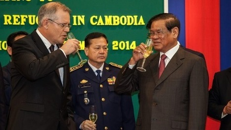Australia and Cambodia delegations make secret Nauru visit | Psycholitics & Psychonomics | Scoop.it