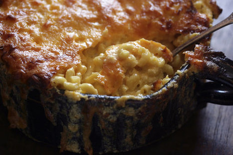 Creamy Macaroni and Cheese Recipe | JPKC - Welcome to My World....Travel, Food & Lifestyle | Scoop.it