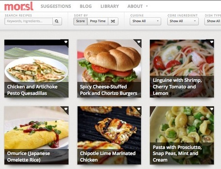 A Treasure Trove of Personalized, Curated Recipes: mor.sl | Content Curation World | Scoop.it