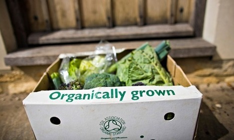 Organic food and drink sale rises after years of decline - The Guardian | דיאטה ותזונה | Scoop.it