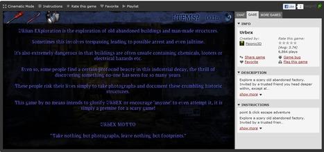 Urbex Game - Walkthrough | Modern Ruins | Scoop.it