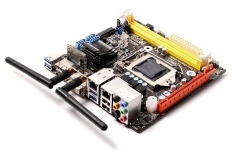 Haswell in small desktops, Raspberry Pi in an Atari case - Liliputing | Raspberry Pi | Scoop.it