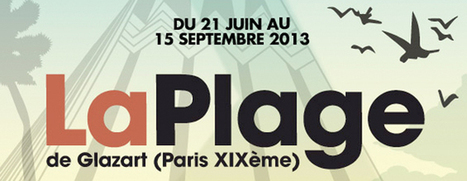 Festival LaPlage au Glazart : Le Programme 2013 ! - Evous | Paris Secret et Insolite | Scoop.it