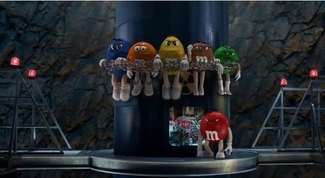 Pourquoi les M&M'S ne font pas de cinéma ? | the world of communication | Scoop.it