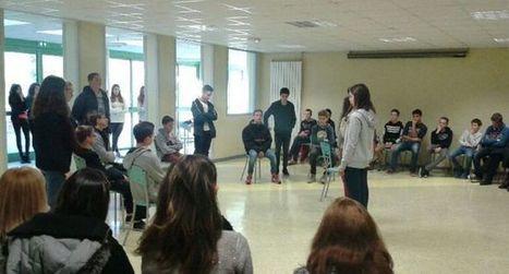 Collège Kervallon  : Antigone au centre d'un projet théâtre | Collège Kervallon | Scoop.it