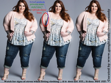@tessholliday #tessmunster #plussized #effyourbeautystandards but @Torrid SMH bad #fit is #BADFit! | Fashion Technology Designers & Startups | Scoop.it