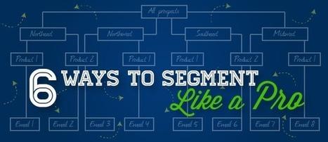 6 Ways to Segment Like a Pro | Marketing Automation - Pardot | Internet Marketing & Startups | Scoop.it