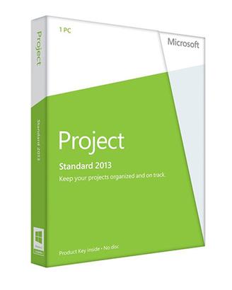 Microsoft Project 2013 Standard 32/64bit - Download   business software rocks   Scoop.it