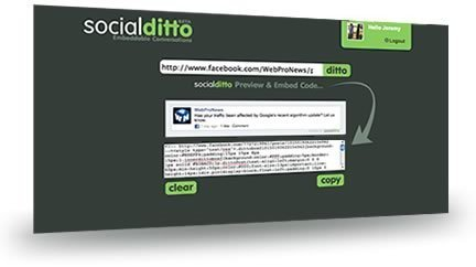 Socialditto | Social media kitbag | Scoop.it