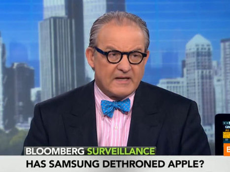 Tom Keene Destroys Apple With One Simple Question | Digital-News on Scoop.it today | Scoop.it