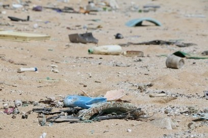 Hawaii's beloved beaches are covered in huge amounts of plastic, survey finds | Farming, Forests, Water, Fishing and Environment | Scoop.it