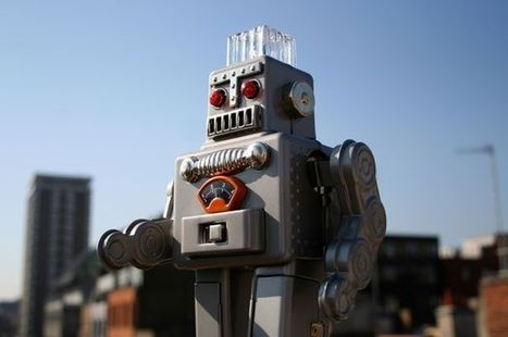 Earn less than £30,000 and a robot is much more likely to take over your job | F582 The National & International Economy | Scoop.it