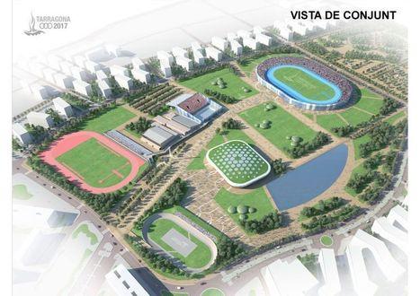 Els Jocs de Tarragona del 2017 necessiten 30 milions d'euros | #territori | Scoop.it