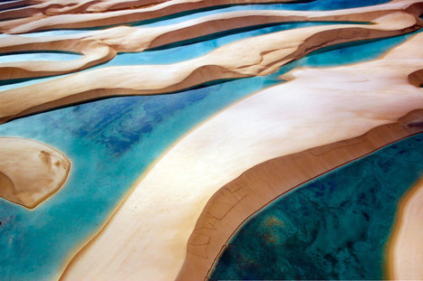 Brazil's Ephemeral Flooded Desert - When On Earth - Places to See, Things to Do, Gear to Get | desert photography | Scoop.it